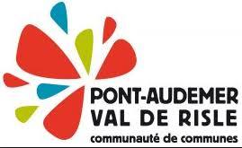 logo communaute de communes pont audemer val de risle