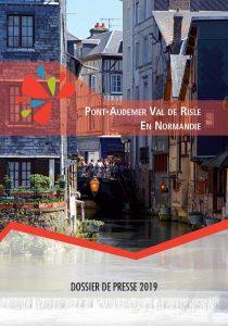 dossier de presse Pont Audemer Val de Risle 2019