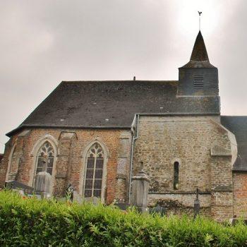 randonnée église de selles près de pont-audemer en normandie i
