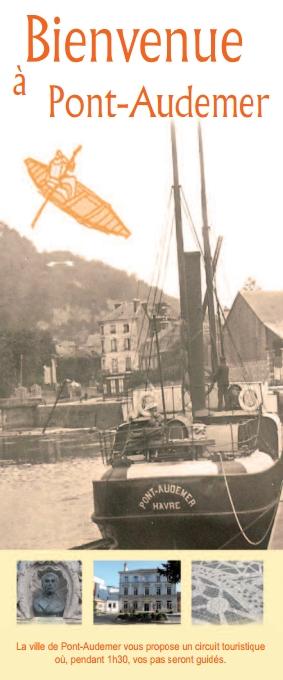 Circuit patrimoine Bienvenue à Pont-Audemer petite Venise normande