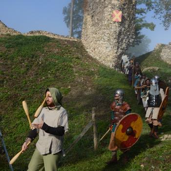 Fêtes médiévales à Montfort-sur-Risle 2