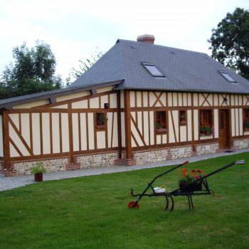 Gîte des Écoliers gîte à Freneuse-sur-Risle près du Bec Hellouin