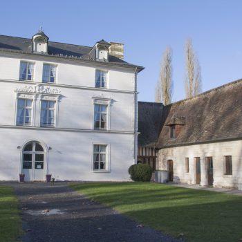 Gite de groupe du château La Motte à Montfort-sur-Risle