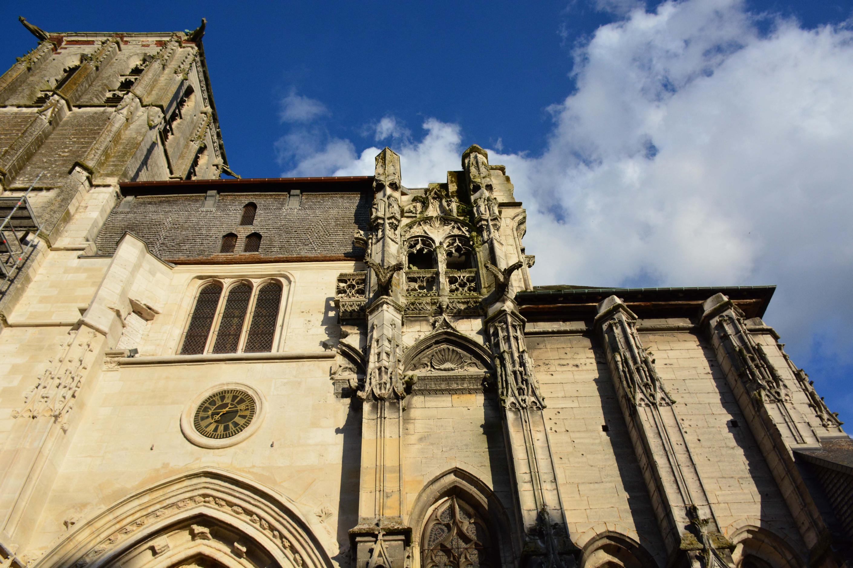 Patrimoine de nos communes L'église Saint-Ouen à Pont-Audemer