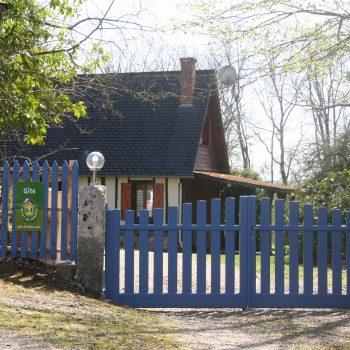 Le gîte Les Bruyères à Corneville-sur Risle près de Pont-Audemer.