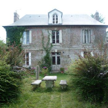 Le gîte de Colletot près de Pont-Audemer.