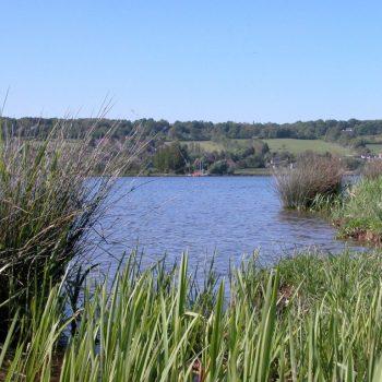 Le site des étangs à Pont-Audemer