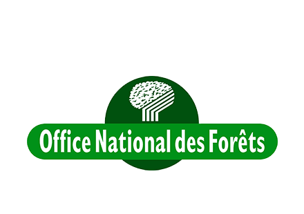 La forêt domaniale Logo ONF