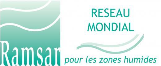 Logo label RAMSAR site des Étangs Pont-Audemer