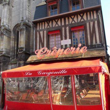 Restaurant La Gargouille à pont-Audemer
