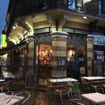 Restaurant l_Endroit Biscornu à Pont-Au