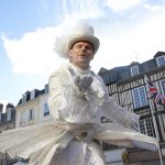 Le festival des Mascarets à Pont-Audemer