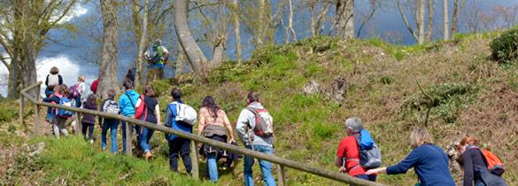Les randonnées pédestre à Pont-Audemer Val de Risle