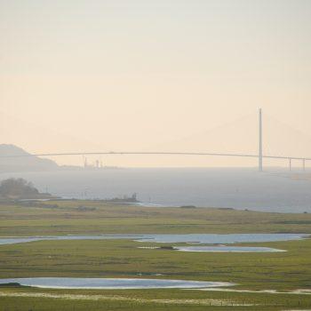 Pont de Normandie © ADT de l'Eure, H. Haillard