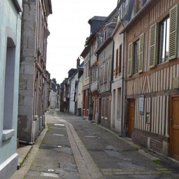 Rue à Quillebeuf
