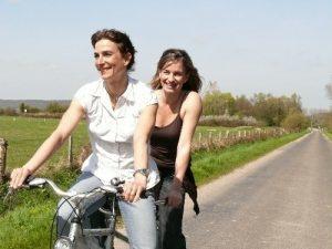 marais vernier vélo
