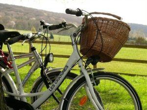 vélo marais vernier copyright I Hue
