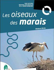 dépliant oiseaux marais