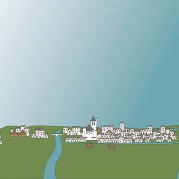 Fonder une ville, video de l'histoire de Pont-Audemer racontée en 10 minutes